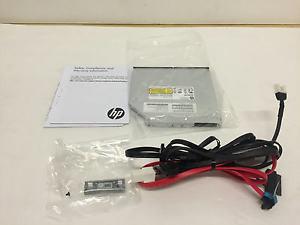 726536-B21-OEM 9.5mm SATA DVD-ROM JackBlack Gen9 Optical Drive