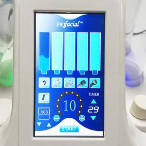 7in1 Hydrodermabrasion aqua hydra Skin Care Cleaner Water oxygen Jet Peel + Ultrasonic BIO lifting LED Beauty Mask