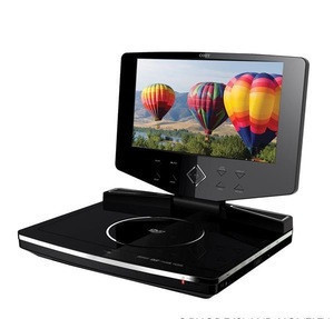 "8.5"" PORTABLE DVD/CD/MP3 PLAYER"