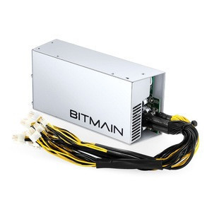 APW7 power supply for Antminer bitcoin mining machine, 220V, 50/60Hz