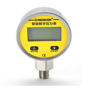 Battery powered high accuracy economical digital water/gas/oil pressure meter/gauge