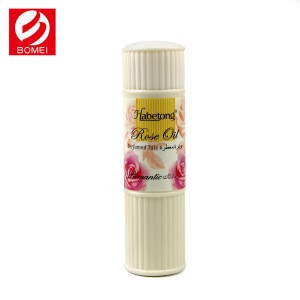 Best OEM Create Your Brand Anti-Itching Skin Perfumed Talcum Powder