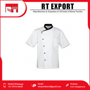 Cotton Chef Coats for Hotel