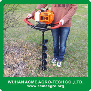 Earth drill digging tools and earth auger drill bits for excavator
