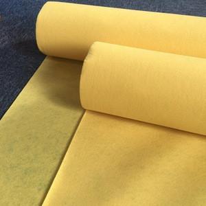 Factory direct disposable carpet photography shooting background fill light color carpet exhibition carpet non-woven fabric