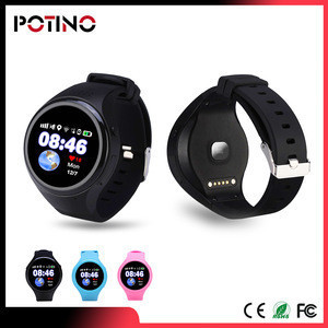 Gps watch tracking phone wifi tracking mobile phone SOS watch for old people
