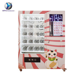 Guangzhou smart payment drink vending machine automatic vending machine for sale