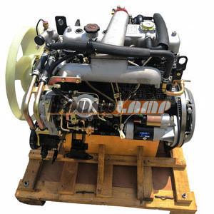 High quality engine assembly 4jbt car engine for complete cylinder isuzu 4jb1t motor 68KW 3600rpm  FOR ISUZU