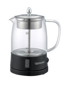 Home Kitchen Appliances 1.2L Electric Glass Tea Kettle