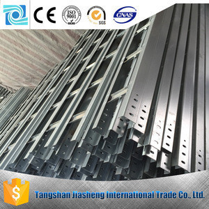 Hot Dip Galvanized Steel Cable Ladder cable tray