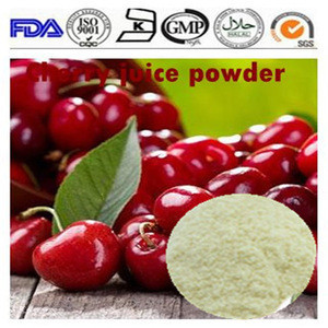 ISO 13 years factory supply Fresh Cherry powder