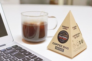 Japanese oem decaf instant cold coffee drinks as premium gift