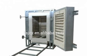 JCY 1.5 cbm 1300C Automatic Electrical Kiln For Pottery High Quality Heat Treatment Furnace .house use electric kiln