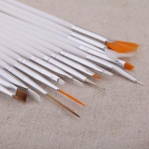 LADES Nail Art Brushes Wholesale Nail Drill Beauty Salon Equipment Makeup Brush Sets