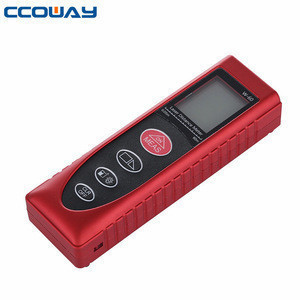 Laser level meter height and weight measuring instrument