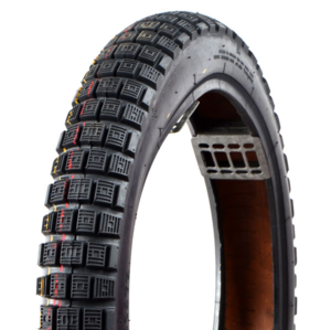 Motorcycle tyre 300.17 for Africa market