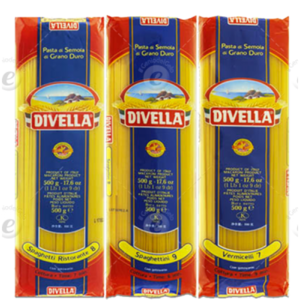 Organic gluten free soybean linguine spaghetti pasta