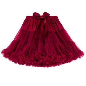 Premium Quality Fluffy Chiffon Pettiskirt Tutu Girl Party Skirt