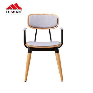 Professional salon wood school chair