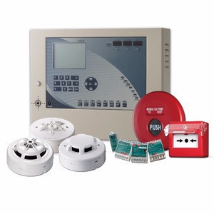 QA16 Horing Lih Addressable System Fire Alarm Control Panels