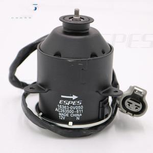 Rayparts car auto parts 16363-0V050-YP Water radiator fan motor for ASU40 Highlander2.