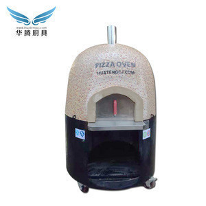 Restaurant Commercial Brick Wood Pizza/Wood Burning Pizza Oven/Round Pizza Oven