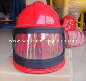 Sandblasting helmet,safety helmet