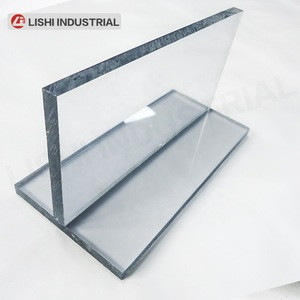 Super clear solid PC sheet, Polycarbonate panel