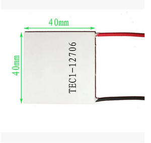 Tec1-12706 semiconductor refrigerating slice water dispenser refrigeration CPU electronic refrigerator special heat conduction p