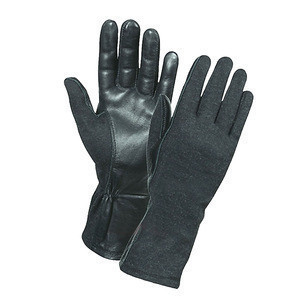 Thin Unlined Police Gloves /Men's Thin Unlined Police Search Duty Gloves /Military Police & Guard Service Men's Uniform Gloves