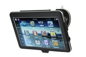 Truck gps with 30 languages menu and CE/ROHS certificates