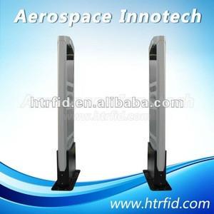 UHF RFID access control gate system