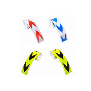 Vehicle reflective stickers tape material for trailer