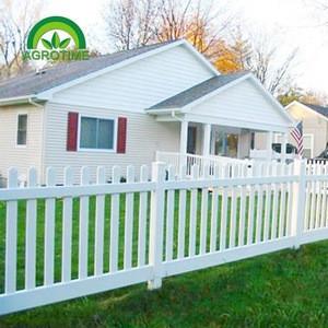 Vinyl pvc garden picket fence panels 8x6feet /philippines gates and fences, pvc esgrima caballo,vallas de pvc