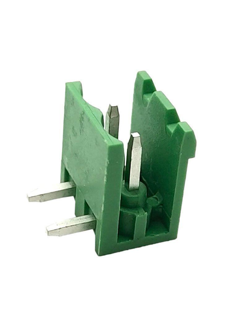 Phoenix connectors 2edgvc-5.0mm Open straight needle earth terminal block