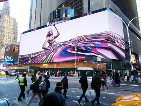 P10 HD Outdoor Advertising Display, HD image quality, waterproof,high brightness, remote control