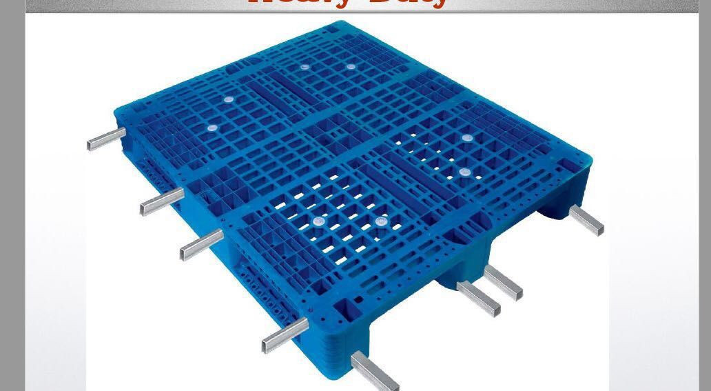 High quality rack able reinforced plastic pallets