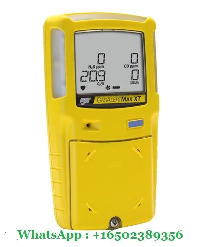 GasAlertMax XT II Multigas Instrument with Internal Sampling Pump
