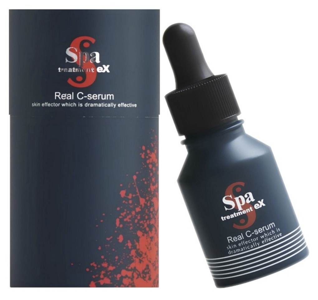 SPA Treatment eX-  eX Real C-serum, 18ml