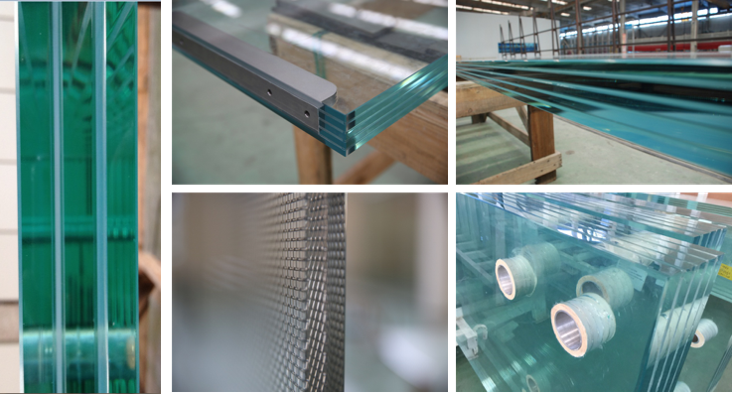 Structural Heavy Laminated Glass