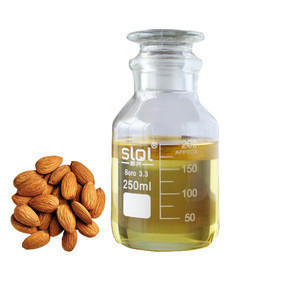 100% Natural Cold Pressed Carrier Oil Sweet Almond Oil