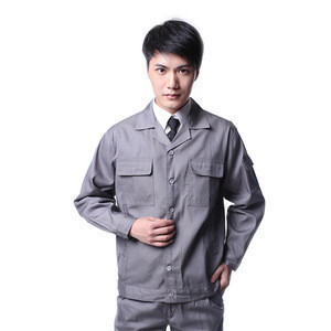 2020 hot Design your own work uniform Anti-static workwear custom work uniform