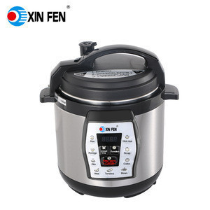 2.5L energy saving computer little electric pressure cooker