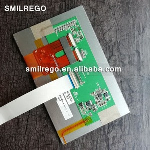 7 inch AM800480R3TMQWB2H lcd module panel 800*480 display screen Industrial Application