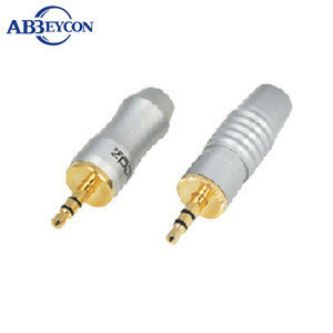 ABO-M003 Mounted Double Level 25 Amp Audio Cable Connector