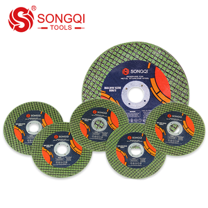 abrasive tools 4 green cutting disc with factory price