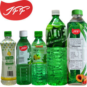 Aloe Vera drink with pulp and fruits flavors Zain of Ajintai product of Thailand packing 250ml 300ml 350ml 4500ml Pet