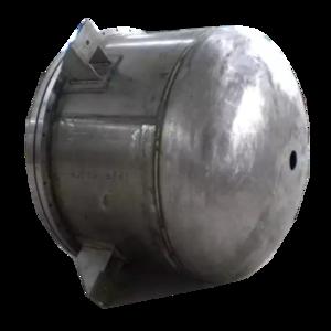 Anti-corrosion Chemical Equipment Welded Pure Titanium Storage Tank Baoji Manufacturer