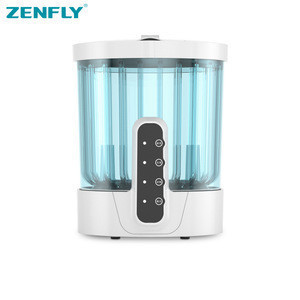 Beautiful looking and easy operate Vegetable Fruit Sterilizer and cleaning machine