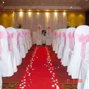 Beautiful Wedding Chair Cover Wholesale Party Chair Cover Satin Sashes